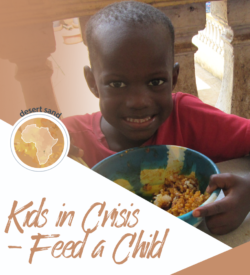 Kids in Crisis - Feed a Child