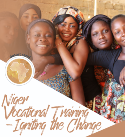 Niger Vocational Training - Igniting the Change