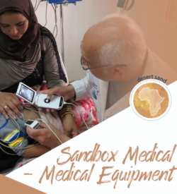 Sandbox Medical - Medical Equipment